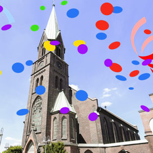 Gottesdienst mit Karnevalspredigt