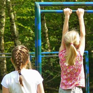 Mädchengruppe 8-12 Jahre