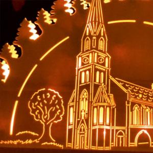 Adventstreff mit Kirchenkneipe +