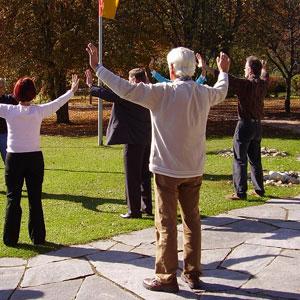 FBS Kurs Gymnastik für Senioren