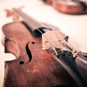 Violine und Orgel